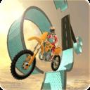 愤怒的特技自行车骑士:不可能的特技3D