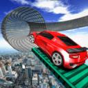 特技车GT赛车游戏不可能的屋顶曲目