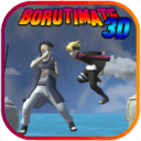 Borutimate3D: Ultimate Ninja Fighting