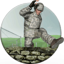 Para突击队训练营训练:军队游戏