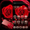 红玫瑰主题 玫瑰金主题