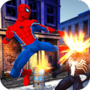 Spider Hero Street Crime Fighter