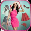 时尚沙龙 装扮游戏: 女孩服裝蒙太奇照片