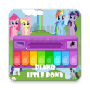 Little Pony Piano - Rainbow Dash