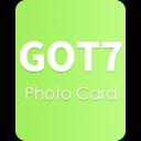 GOT7明信片 - 明星鎖屏