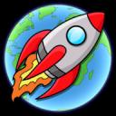 Into Space - Rocket Racing
