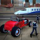 黑手党车转运游戏3D