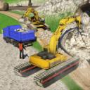 水陸兩用挖掘機模擬器