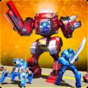 终极未来战斗模拟器 - 战争游戏