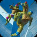 超级龟英雄:城市忍者