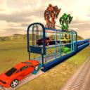 多级智能列车停车场:停车场游戏