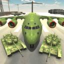 美国陆军运输游戏 - 陆军货运和坦克