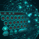 綠色技術鍵盤