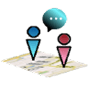 即时通地图追踪-IM Map Navigator Lite