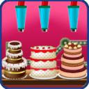 巧克力生日蛋糕厂 - 甜点制作