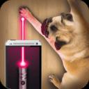 激光狗。模拟器