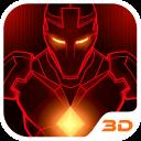 紅鐵英雄3D主題