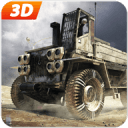 Offroad Mud Tracks Rally : Truck Driving Simulator