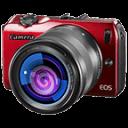 高清专业相机