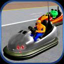 Super Hero Bumper Cars Crash Course