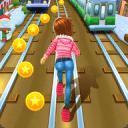 地鐵公主賽跑者
