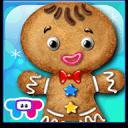 Gingerbread Dress Up XMAS Game