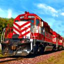 未来货运列车模拟2018