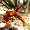 Spider Hero Swing Action: Gangster City Battle