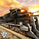 WW2 Army Train Shooter: Army Transport Game
