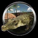 鳄鱼3D森林模拟器