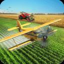 飞行无人机农业空中飞机飞行模拟器18