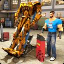 真正的机器人机械3D