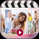 视频 幻灯片 编辑器 : 照片幻灯片制作人与音乐