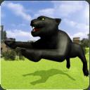 野生豹3D模拟器
