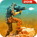 Shoot War Hunter Killer Death Mission: FPS Army