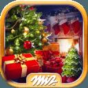 隐藏的物体圣诞树 - 神秘游戏奇幻游戏