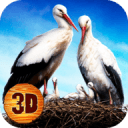 Stork Bird Simulator 3D