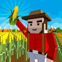 玉米农场专业:块状农民模拟器