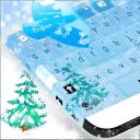 冬季雪键盘为GO