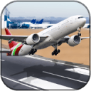 City Airplane Flight Simulator