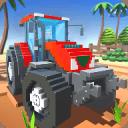 块状农场:现场工人SIM