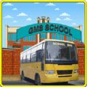 开车校车模拟器:城市车