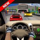 比赛在3D汽车