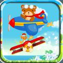 儿童飞机游戏