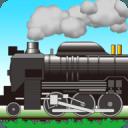 Steam locomotive pop