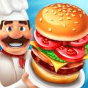 顶级厨师烹饪游戏 - 疯狂的厨房故事