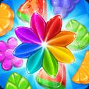 Gummy Gush 比賽 3 益智遊戲
