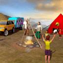 露營車駕駛卡車2018年 - 虛擬家庭游戲