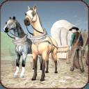 Wild West Cowboy Hunter- Horse Cart Redemption Sim