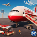 Tourist Airplane City Flight Simulator